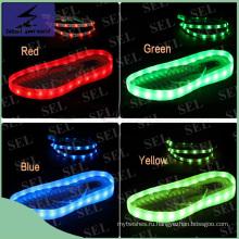Красочные светодиодные ленты Газа свет с аккумулятором