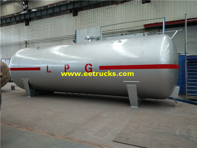 30T 60000L Domestic LPG Tanks