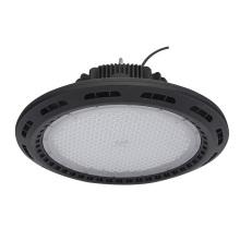 Luz alta da baía do diodo emissor de luz do UFO do poder superior para a iluminação industrial do diodo emissor de luz