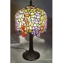 Décoration intérieure Tiffany lampe lampe de table T10142