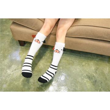 Calcetines de algodón de lujo para niños Calcetines de niños apuestos Popular en el mercado