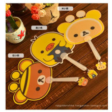 Summer promotional Kids PP hand fan