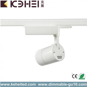 4 Wire Dimmable 35W LED Track Lights AC220V