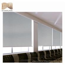 cortinas venezianas à prova de fogo do escritório cortinas de rolo