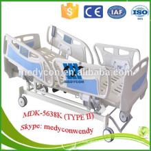 Economic 5 functions electric adjustable patient beds