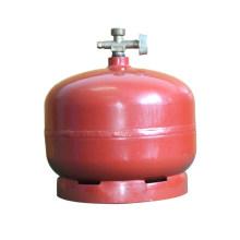 LPG Gas Cylinder&Steel Gas Tank (AS-LPG-2KGC)