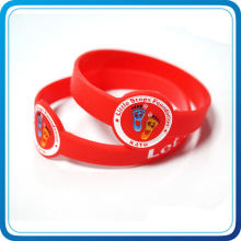 Cheap Gifts Rubber Wrist Band for School (HN-SE-049)