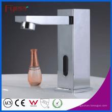 Fyeer quadrado corpo frio apenas toque sensor de torneira (qh0116)