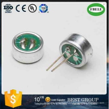 Em6027p 60mmx2.7mm Free Sample Back Electret Condenser Microphone (FBELE)