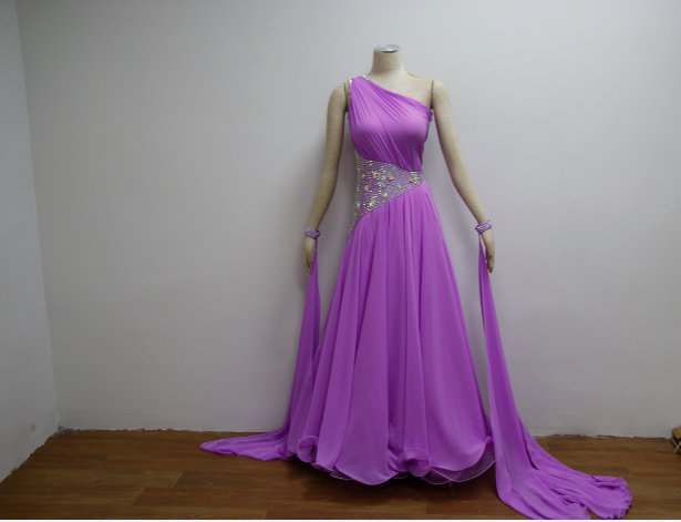 Ballroom Competition Gown