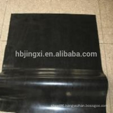 SBR Rubber Sheet By Laminating Vulcanizing Press