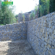 Galvanized Metal Welded Retaining Wall Gabion Stone Basket