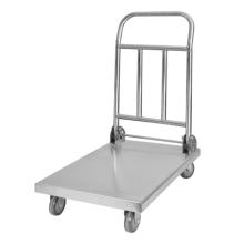 Chariot de cuisine plate-forme à quatre roues