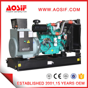 300kw Power Generator Cummins Engine with Leroysomer Alternator