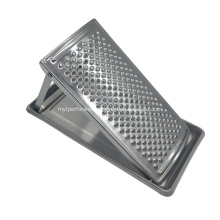 Stainless Steel Foldable Cheese Grater Peeler