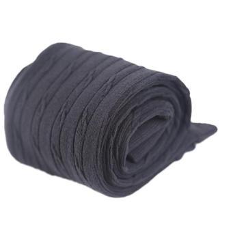 Hemp Flowers Knit Pattern Leggings Cotton Seamless Panties