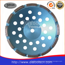 Od180mm Diamond Single Row Cup Wheel