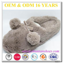 Custom Made European Style Popular Woman Slippers