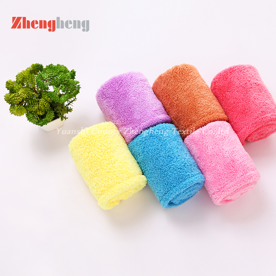 Microfiber Hari Drying Towel