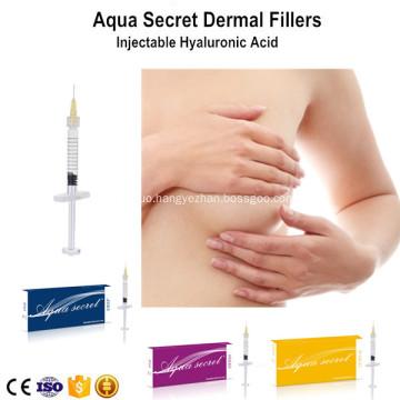 HA Filler for Breast Enhancement