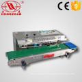 Factory Outlet elektrische Continous vertikal Typ Heißsiegeln Maschine Band Sealer für POF-PE-PVC-Folie, Alufolie und Plasctic Tasche