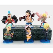 Plastic Action Figure de haute qualité ICTI Christmas Gift Doll Toy