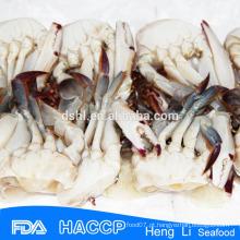 Carne de caranguejo pasteurizada
