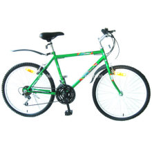 "24"" Steel Frame Mountain Bike (MG2401)"