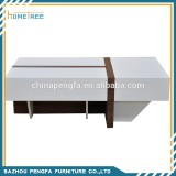 Living Room Furniture Design Wooden Tea Table