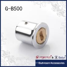 Em estoque, acessórios para móveis, tubo, flange / wardrobe, rail, suporte