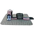 Новый открытый водонепроницаемый матерчатый коврик Camping Park Beach Indoor Mat