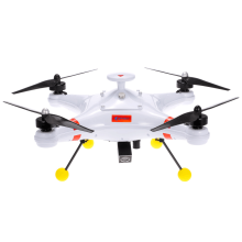 Splash Fishing Quadcopter Dengan DJI OSD