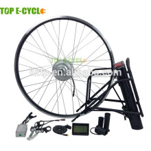 TOP E-cycle billige 36 V 250 Watt elektrische fahrrad umbausatz elektrische bürstenlosen motor