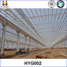 Steel structure warehouse building prefabricated