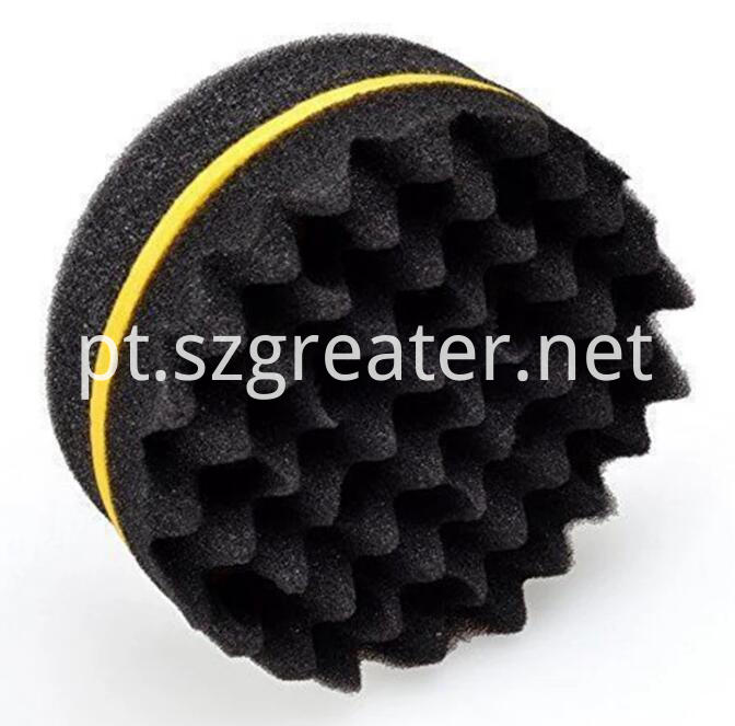curl sponge for long hair