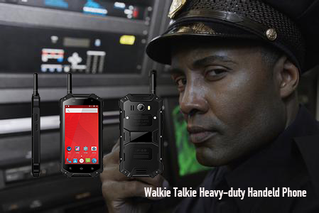 Walkie Talkie Heavy-duty Handeld Phone