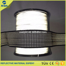 Cheap price reflective yarn reflective thread for clothing