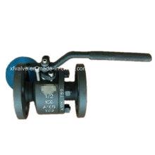 150 фунтов Кованная углеродистая сталь a105 Фланец торцевой Клапан