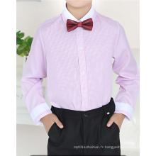 Uniforme à rayures YD pour garçon
