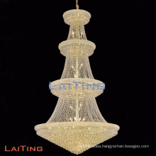 Large rustic iron chandelier pendant lamp by vintage style chandelier luxury crystal