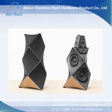 Präzisions-perforiertes Metallgewebe für Lautsprecher-Gitterabdeckungen