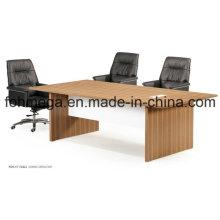 Nueva tabla de reunión seccional de la oficina del final de la melamina del diseño (FOH-CT-F2412)