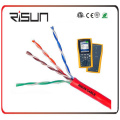 OFC UTP Cat5e für Netzwerk-LAN-Kabel RoHS-konform, ETL-Liste
