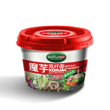 Instant Konjac Noodles with Tomato Flavor