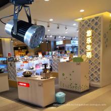Сид 9W/12w светодиодные трек пятно света для цепных магазинов