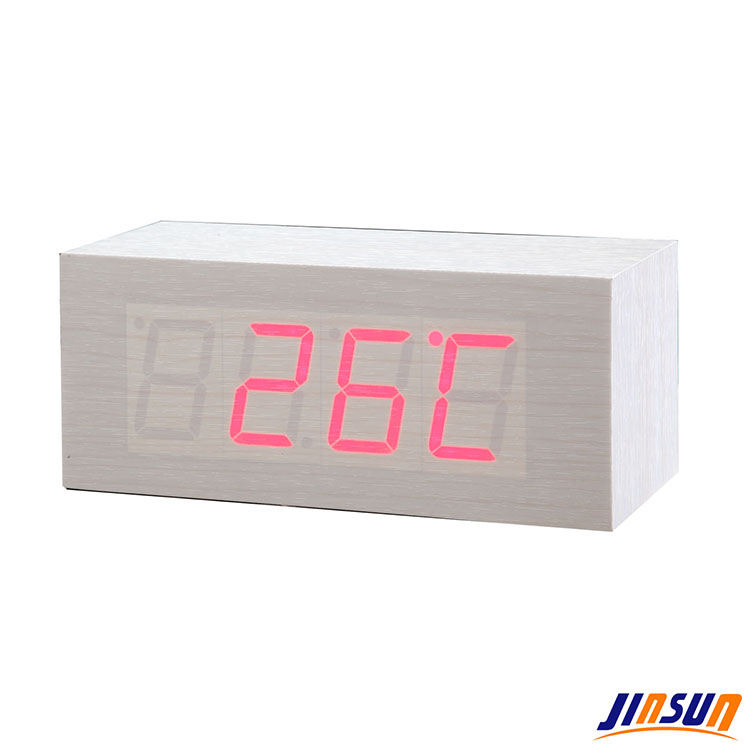 Wooden Clock Ksw106 9
