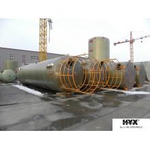 FRP Tanque para Almacenamiento Químico