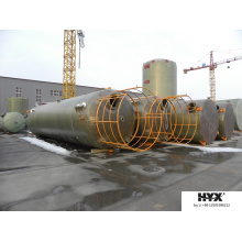 FRP Tank for Chemical Storage