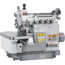 Ext5200 ajuste de alta velocidade superior e inferior diferencial alimenta a máquina de costura Overlock