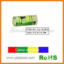 Bulle de niveau mini avec norme ROHS YJ-SL0614